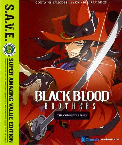 BLACK BLOOD BROTHERS:COMP SER SAVE BY BLACK BLOOD BROTHERS (Blu-Ray)